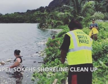 Today on Instagram in Kolonia, Pohnpei, Micronesia